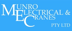Munro Electrical & Cranes